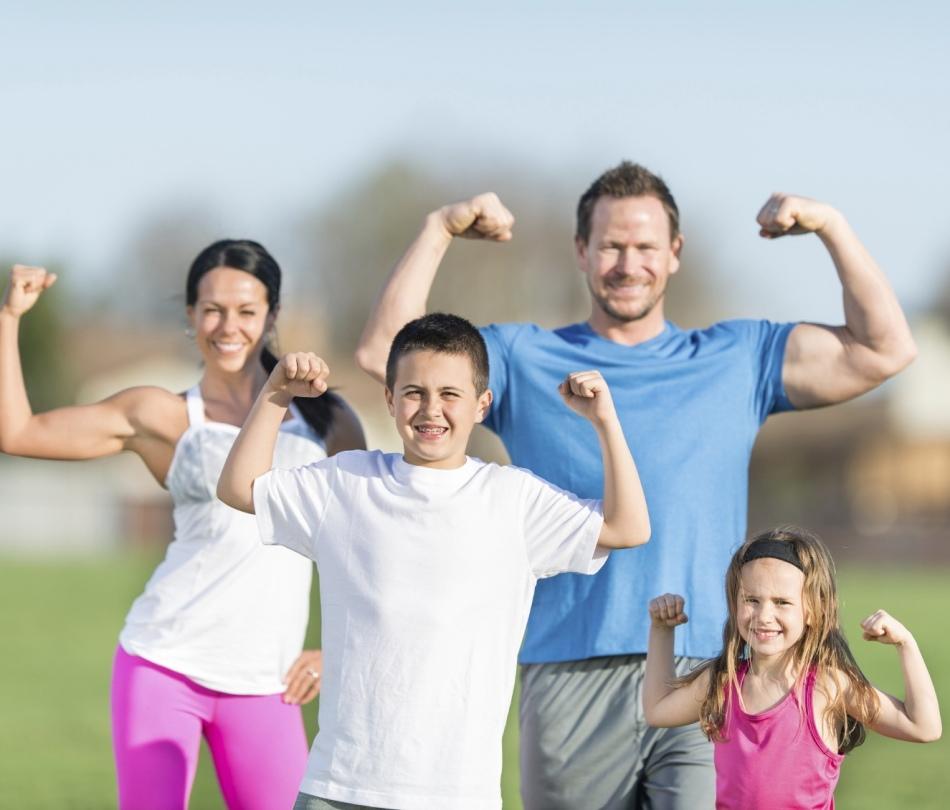 Toplina, briga i pozitivna pažnja u jakim porodicama